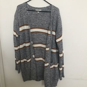 Sweaters - cosy knit long sleeve sweater cardigan